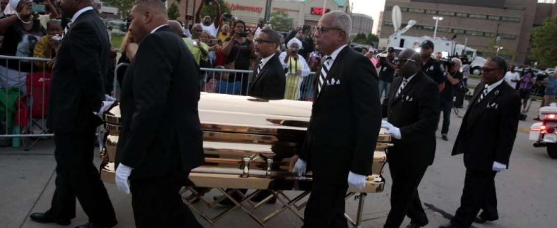 Funeral Aretha Franklin