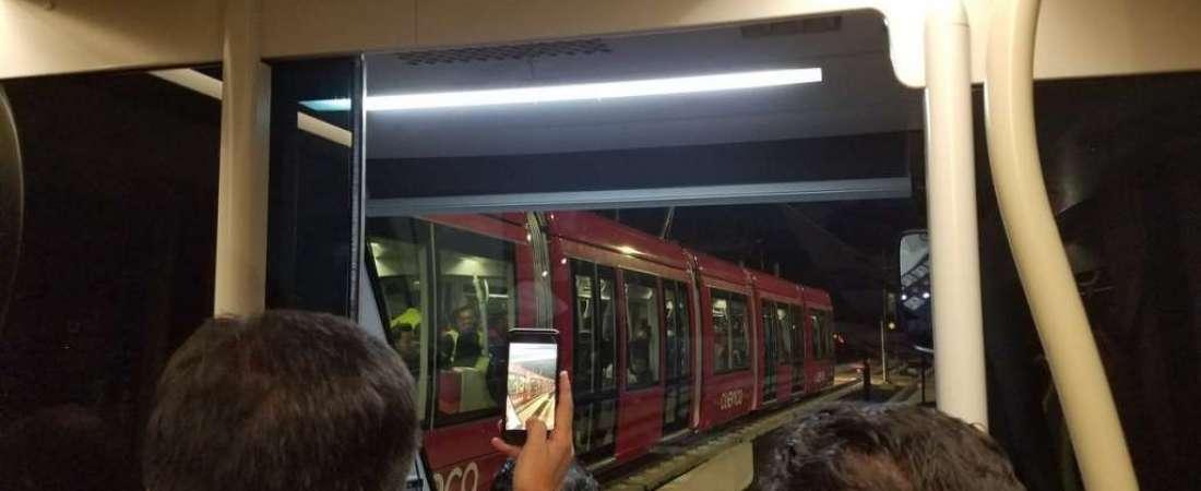 Foto: Tranvía Cuenca