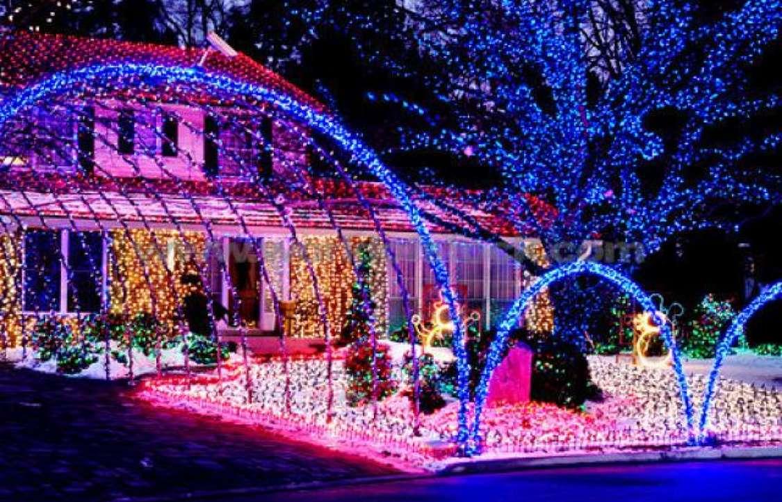Las hermosas luces de navidad | Fotogaleria | Ecuavisa