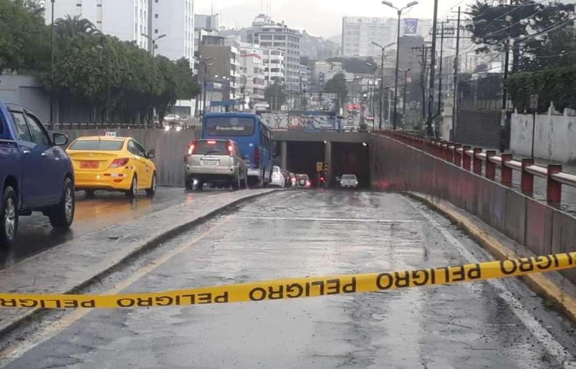 Foto: AMT Quito