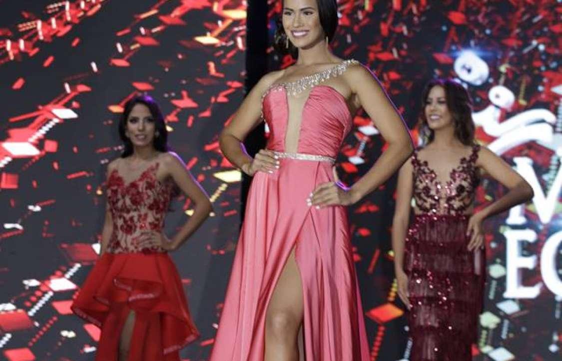 Valeria Macías Lugo, de Manta, 19 años.