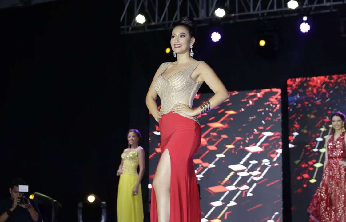 Michelle Vega de Santo Domingo de los Tsáchilas, 23 años.