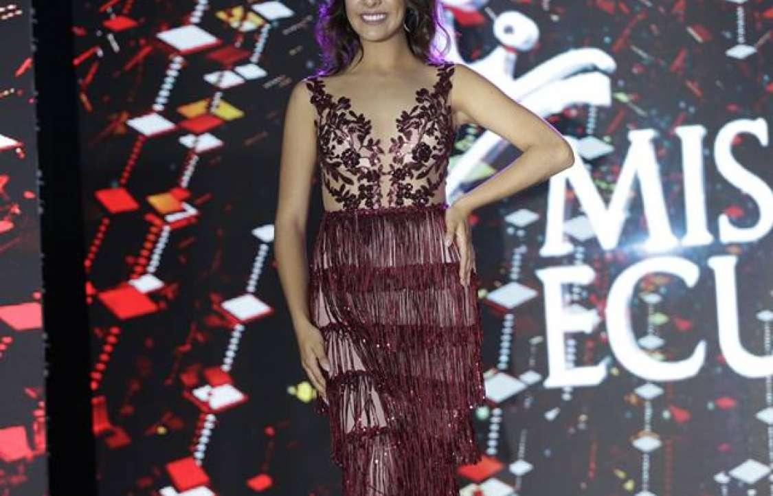 Diana Guambaña Reiban, de Cuenca, tiene 19 años.