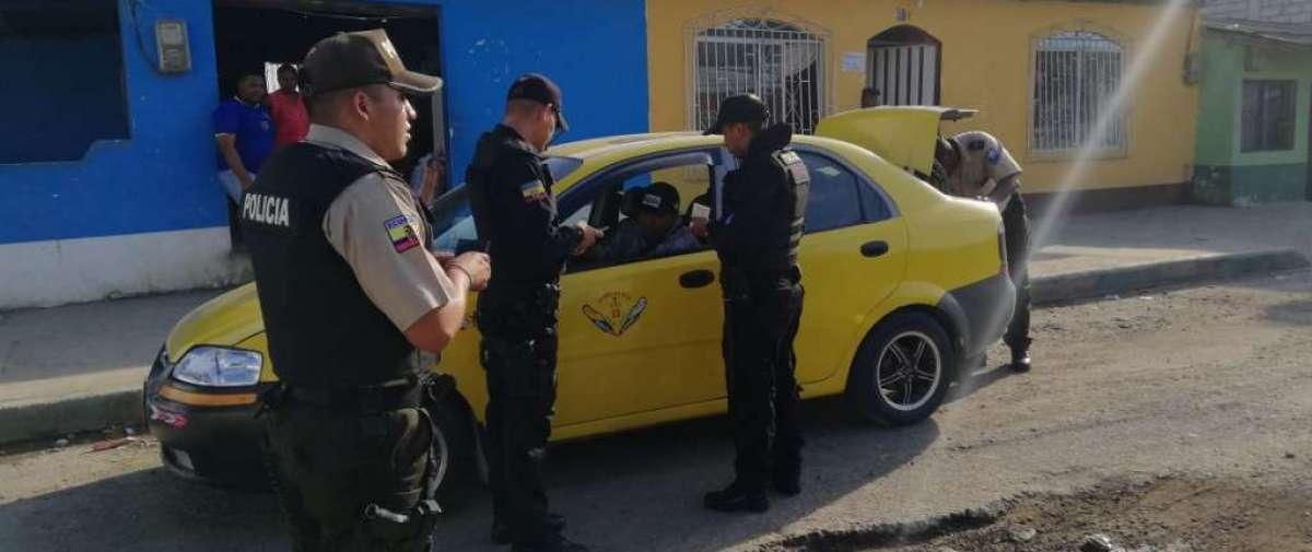 Las autoridades recalcaron que esta acción no está vinculada a los ataques en la frontera. Foto: Policía Nacional