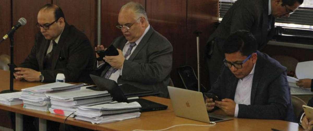 Acusa a él y otras 3 personas de asociación ilícita y el secuestro de Fernando Balda. Foto: API