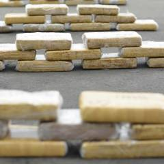 Hallan laboratorio clandestino para procesar droga en El Oro. Foto: API