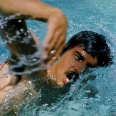Mark Spitz ganó siete medallas de oro en los Juegos Olímpicos de 1972. Sufría de asma.