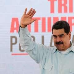 """""""¡Somos libres de la OEA y más nunca volveremos!"""", dijo el presidente venezolano. Foto: Twitter"""