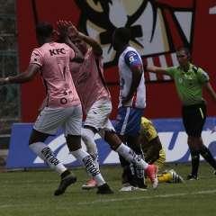 Independiente del Valle le sacó los seis puntos a Clan Juvenil por el torneo nacional.