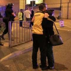 """REINO UNIDO, Manchester.- Producto del """"incidente terrorista"""", como lo catalogó la Policía, murieron al menos 19 personas. Foto: BBC."""