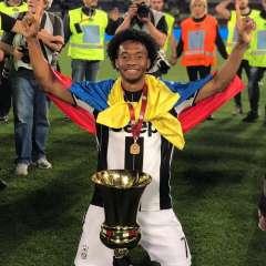 Juventus adquiere los derechos deportivos del colombiano Juan Guillermo Cuadrado.