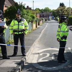 MANCHESTER, Reino Unido.- El ataque, que se produjo durante el show de Ariana Grande en Manchester, deja 22 muertos. Foto: AFP