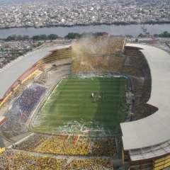 El estadio Monumental de Barcelona es administrado por la empresa Moconsa.