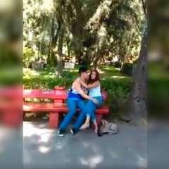 Hombre descubrió que yerno le era infiel a su hija. Foto: Captura