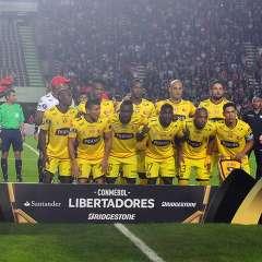 Barcelona busca asegurar el primer lugar de su grupo con un triunfo en Colombia.