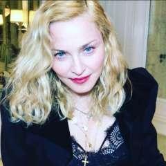 Al parecer la historia de amor entre Madonna y Kevin comenzó en Nueva York. Foto: Instagram Madonna.