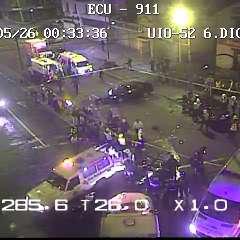 Así lo reportó el Servicio Integrado de Seguridad ECU 911. Foto: ECU 911