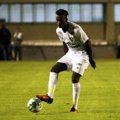 Jefferson Orejuela fue titular en la derrota de Fluminense ante Vasco da Gama.