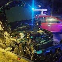 La Guardia Civil ha detenido finalmente al conductor y a su acompañante. Foto: @RTVMarbella