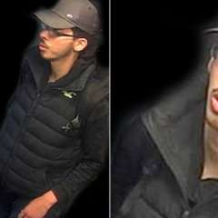 No está claro dónde fueron captadas estas imágenes de Abedi ni a qué hora.