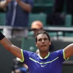 El español Rafael Nadal busca ganar un nuevo Roland Garros en este verano. Foto: AP