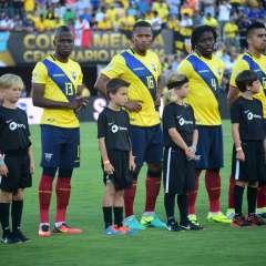 La selección ecuatoriana jugará ante Brasil el 31 de agosto y contra Perú el 5 de septiembre. Foto: Archivo