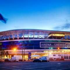 El Arena Gremio es la casa del equipo de Porto Alegre con el mismo nombre. Foto: Tomada de http://www.vyagroup.com