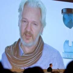 El creador de WikiLeaks está asilado desde 2012 en la embajada ecuatoriana en Londres. Foto: Archivo