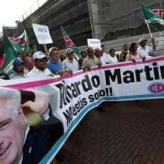CIUDAD DE PANAMÁ, Panamá.- Martinelli es objeto de un pedido de extradición formulado por el gobierno de Panamá. Foto: AP.