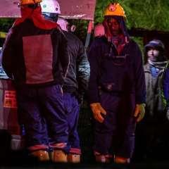 La explosión ocurrió la tarde del viernes en una mina de carbón del municipio de Cucunubá. Foto: AFP