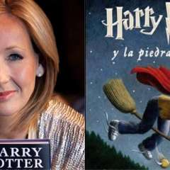 """La primera edición del primer volumen de """"Harry Potter y la piedra filosofal"""" tuvo una tirada de 1.000 ejemplares Foto: Redes"""