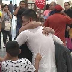 Se prevé que otros migrantes retornen a Ecuador en las próximas semanas. Foto: Ecuavisa