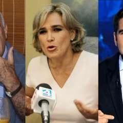 ECUADOR.- Paco Moncayo, Cynthia Viteri y Dalo Bucaram confían en la propuesta del primer mandatario. Collage: Ecuavisa