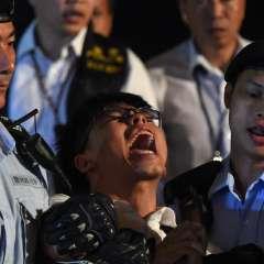 HONG KONG, China.- Joshua Wong es considerado como el rostro del movimiento rebelde ante el régimen en China. Foto: AFP.