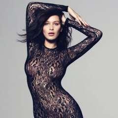 La hermosa modelo estadounidense es de ascendencia palestino-holandesa. Foto: Tomado de Revista Elle.