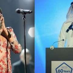 La cantante está de vacaciones en España con el empresario saudí Hassan Jameel.