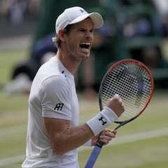 El tenista escocés busca recuperarse al 100% de su operación de cadera. Foto: Archivo