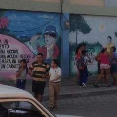 MANABÍ, Ecuador.- Según el Instituto Geofísico, el primer movimiento telúrico de este 20 de julio de 2017 fue de 3.9 grados. Foto: Archivo