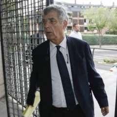 Ángel María Villar fue detenido el martes por supuestos actos de corrupción.