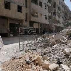 Rusia y rebeldes sirios llegan a un acuerdo sobre Guta, Damasco.