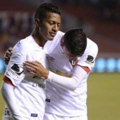 De los cinco convocados en Liga de Quito, dos no acudieron al llamado del seleccionador Gustavo Quinteros.