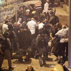 """El papa dijo seguir """"con inquietud las tensiones y la violencia"""" registradas en Jerusalén. Foto: AFP"""