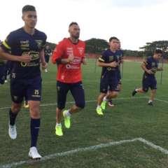 La selección ecuatoriana jugará este miércoles ante Trinidad y Tobago. Foto: Tomada de la cuenta Twitter @FEFEcuador