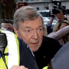 La Policía australiana acusa a Pell de delitos de abuso sexual. Foto: AFP