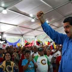 """Maduro exigió a los empleados públicos votar """"sin excusa"""" el próximo domingo. Foto: AFP"""