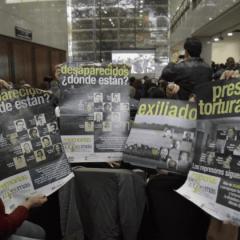 Los condenados fueron acusados por crímenes contra 110 personas. Foto: Archivo / debate.com.mx