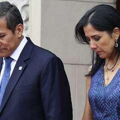 Ollanta Humala y Nadine Heredia  cumplen 18 meses de prisión preventiva, mientas duran las investigaciones. Foto: Archivo