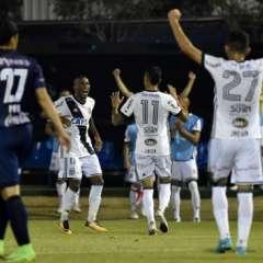 El elenco brasileño ganó 4-1 en el global al conjunto paraguayo. Foto: AFP
