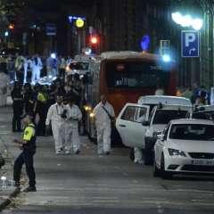 Ataque fue reivindicado por el grupo yihadista Estado Islámico en un comunicado. Foto: AFP