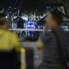 """Las víctimas """"son en este momento la primera prioridad"""", recalcó el titular del gobierno. Foto: AFP"""